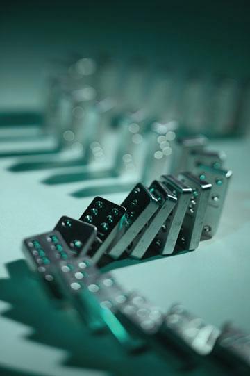 the domino effect essay