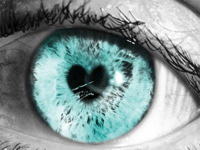 Heart in Eye